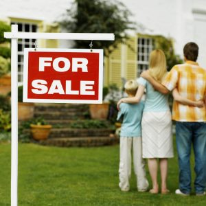 buying a house, home