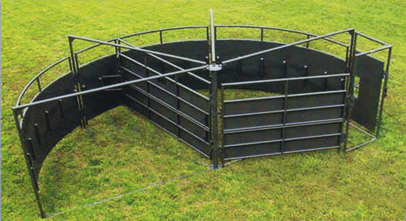 Crowding Tubs Deep South Livestock